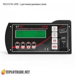Автоматика для котла Tech ST 81 zPID с датчиком дымовых газов