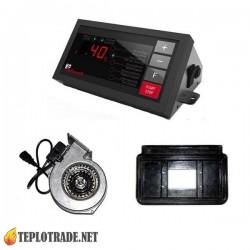 Комплект автоматики для котлов на твердом топливе Viadrus U22, Danko SP-30+WPA-06/07