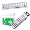 Светодиодные аварийные светильники с аккумулятором