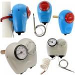 Механические термостаты с датчиком