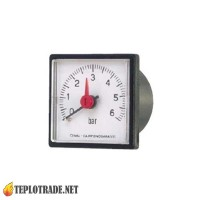 Манометр капиллярный CEWAL IQ 37P 0-6 Bar