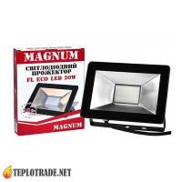 Прожектор MAGNUM FL ECO, 20W, 6500K, IP65