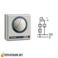 Комнатный термостат CEWAL RQ01