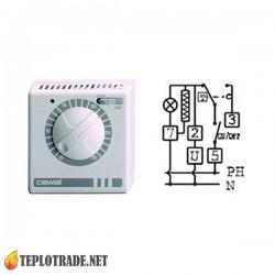 Механический комнатный термостат CEWAL RQ35