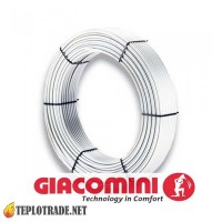 Металлопластиковая труба GIACOMINI 16x2 (200м)