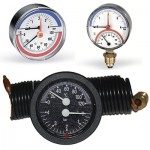 Термоманометры для котлов