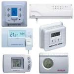 Комнатные регуляторы температуры