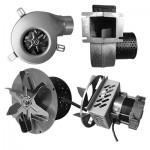 Вытяжные вентиляторы (дымососы)