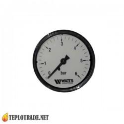 Манометр для котла отопления Watts F+R100   Купить, цена в Украине