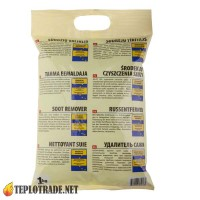 Химия для чистки котлов и дымоходов Hansa 1 кг