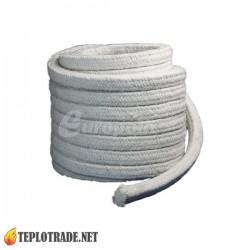 Керамический шнур, квадратный или круглый, Ø8,10,12,15,18,20,25,30,32 мм, бухта 5 или 10 кг.