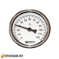 Термометр WATTS F+R801 OR D63