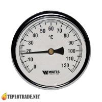 Термометр WATTS F+R801 OR D100