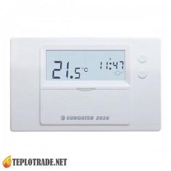 Проводной программируемый комнатный термостат Euroster 2026