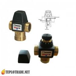Термостатический трехходовой смесительный клапан Esbe VTA 322 35-60 °C DN 20