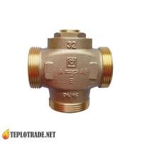 Трехходовой смесительный клапан HERZ TEPLOMIX 55 °C DN25